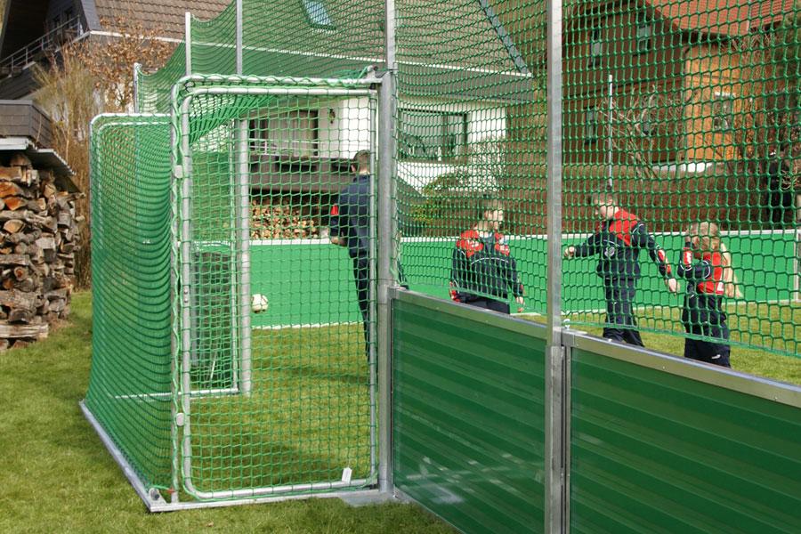 Soccerground Portable The Portable Street Football Court