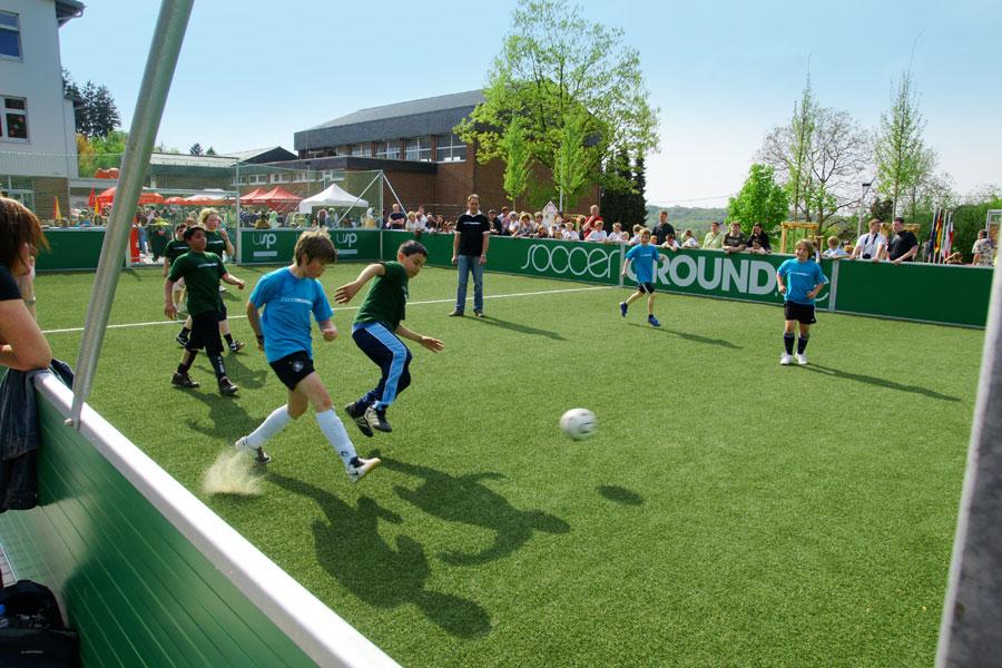 Soccerground Classic The Original Dfb Mini Pitch